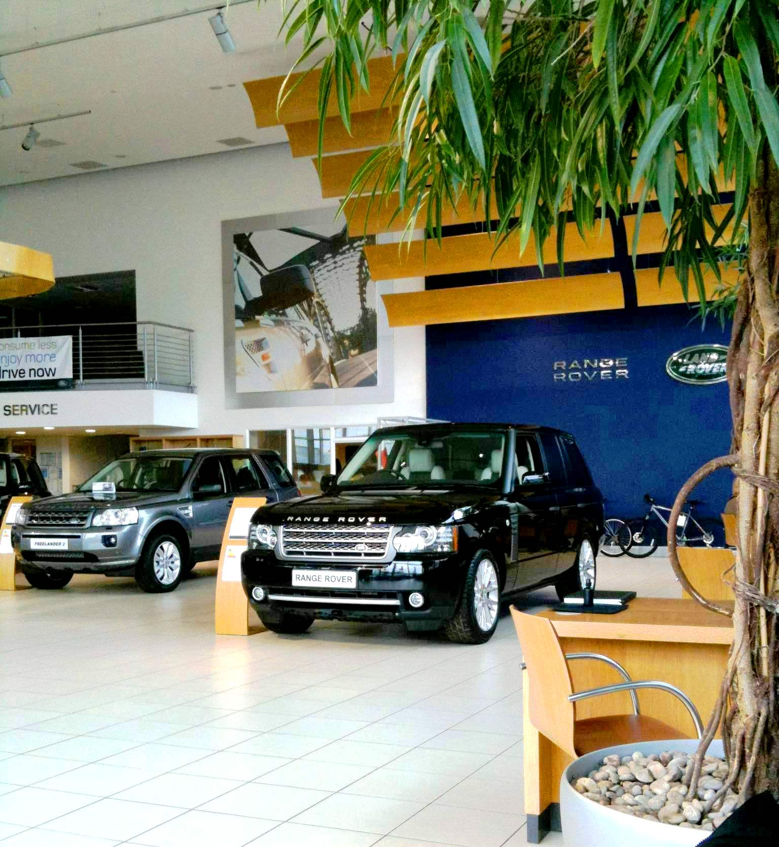 Sacramento California Land Rover Dealership: My Mission; Range Rover Evoque Dealership Inspection