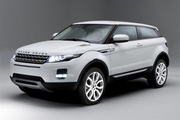 Ghosts, boats and beauty; the Range RoverEvoque