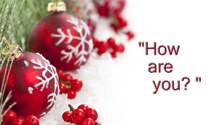 HAS CHRISTMAS LOST ITS SPARKLE FOR YOU?