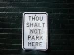 No Park 10
