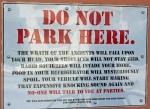 No Park 9
