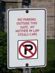 No Park 5