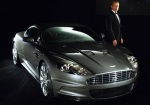 James's Bond's Aston Martin