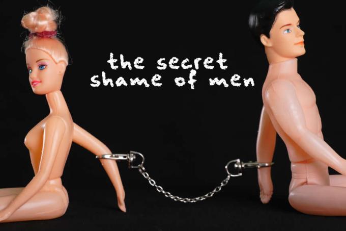 THE SECRET SHAME OFMEN