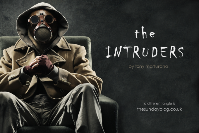 The Intruders by Tony Marturano