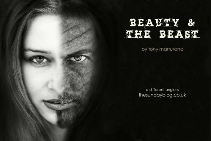 Beauty & The Beast by Tony Marturano