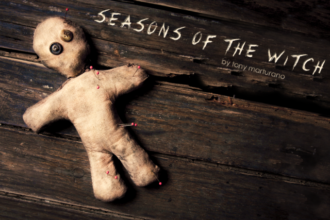SEASONS OF THEWITCH
