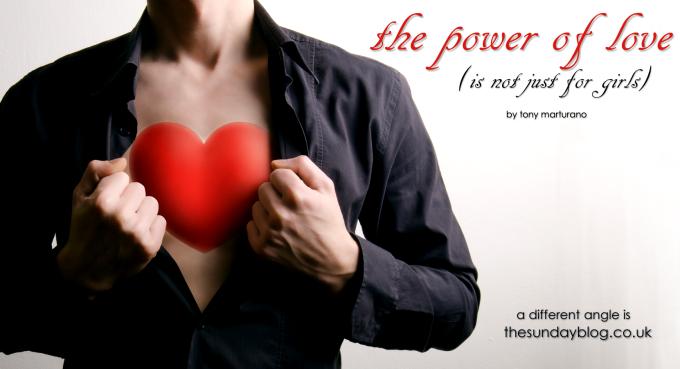 The power of love by Tony Marturano