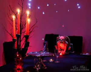 The Lord Demon's Banquet Table