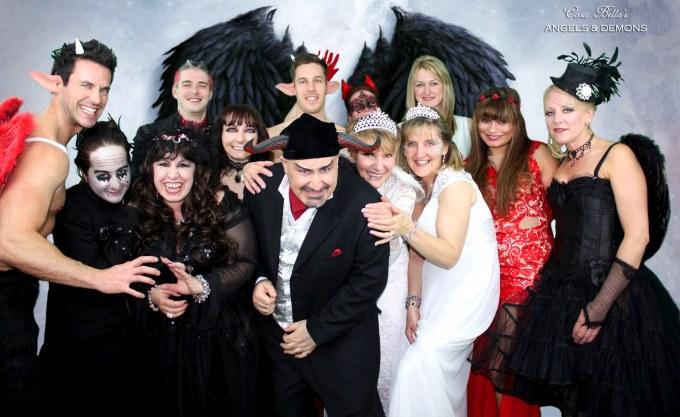 ANGELS & DEMONS PREMIERS AT CASABELLA