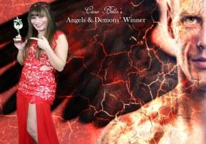 The winner of Casa Bella's Angels & Demons, Selina Daley