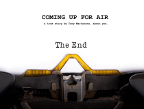 coming_up_for_air, first draft