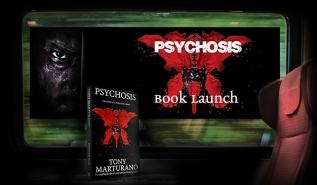 PSYCHOSIS BOOK LAUNCH – ON ATRAIN?